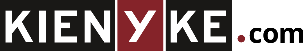 logo kienyke blanco